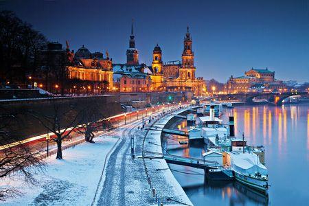 Dresden Weihnachten.Weihnachten In Der Elbflorenz Dresden Reiseangebote