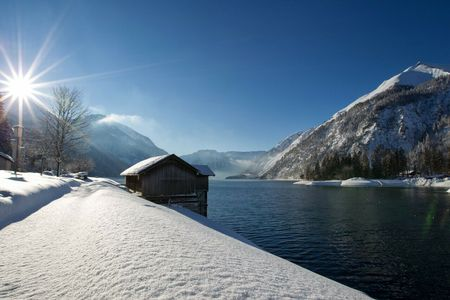 Advent am Achensee