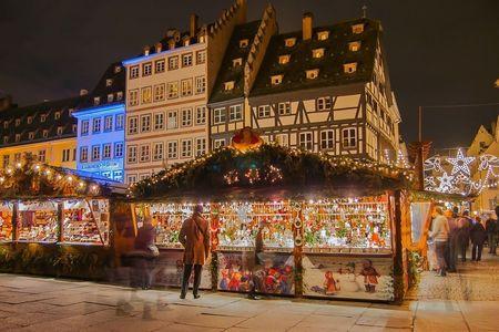 Weihnachtsmarkt Strassburg Reiseangebote